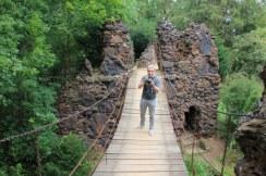 25 Kettenbrücke - Wörlitzer Gartenreich (c) Foto von Susanne Haun