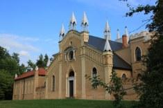 30 Gotisches Haus - Wörlitzer Gartenreich (c) Foto von Susanne Haun