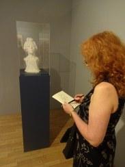 6 Beobachtungen von Susanne Haun im Kolbe Museum (c) Foto von M.Fanke