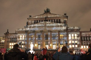 Konzerthaus - Festival of Lights (c) Foto von Susanne Haun