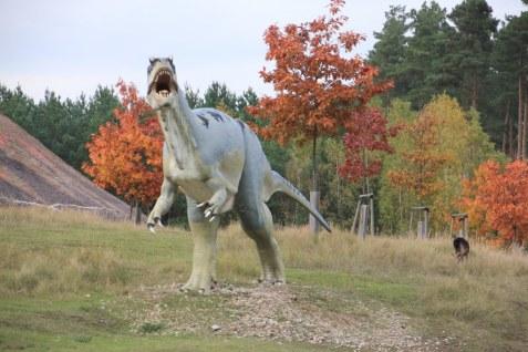 Freizeitpark Germendorf - Dinosaurier (c) Foto von Susanne Haun