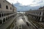 12 Acqua Alta auf dem Markusplatz in Venedig (c) Foto von M.Fanke