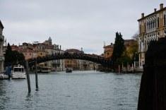 1 Holzbrücke über den Canal Grande an der Accadimia (c) Foto von M.Fanke
