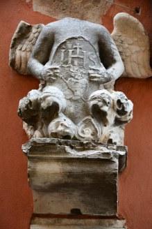 13 Trophäen an den Wänden in Venedig (c) Foto von M.Fanke
