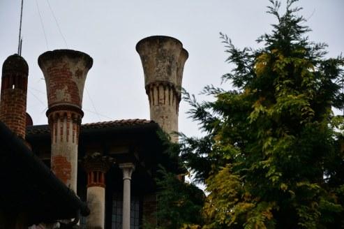 14 Schornsteine in Venedig (c) Foto von M.Fanke