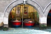 17 Erste Eindrücke in Venedig - die Feuerwehr (c) Foto von M.Fanke