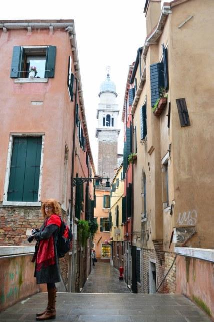 19 Erste Eindrücke in Venedig (c) Foto von M.Fanke
