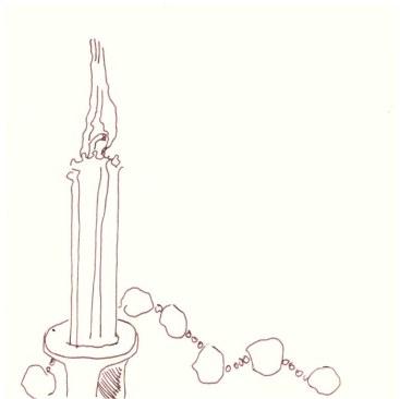 2. Advent (c) Zeichnung von Susanne Haun