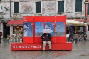 23 Erste Eindrücke in Venedig - Die Biennale die Venezia (c) Foto von Susanne Haun