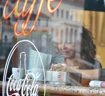 5 Zuerst suchen wir uns ein Kaffee in Venedig (c) Foto von M.Fanke