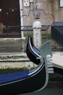 8 Überall kann der Besucher Gondeln in Venedig mieten (c) Foto von Susanne Haun