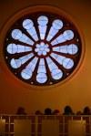 Workshop Zeichnen in der Nazarethkirche (c) Foto von M.Fanke