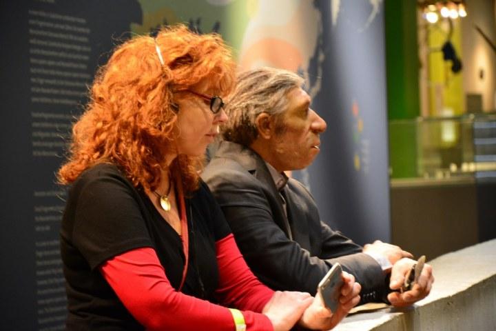 14 Neanderthal Museum - Statussymbole (c) Foto von M.Fanke