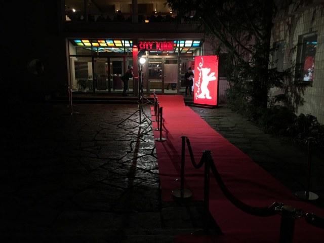 City Kino Berlin Wedding zur Berlinale 2017 (c) Foto von Susanne Haun