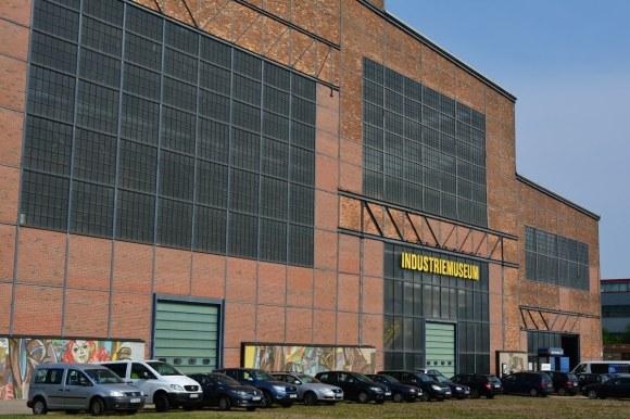 Industriemuseum Brandenburg (c) Foto von M.Fanke