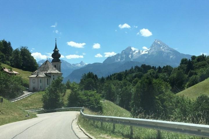 Auf dem Weg zum Watzmann (c) Foto von Susanne Haun