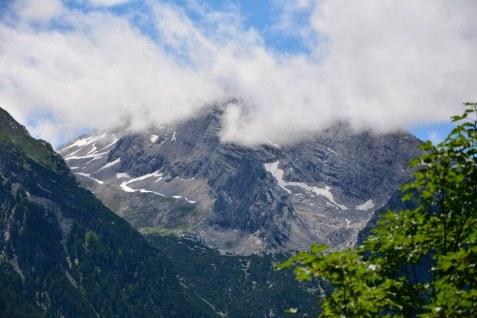 Auf dem Weg zur Halsalm Berchtesgadener Land (c) Foto von M.Fanke
