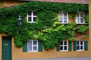 Fuggerei Augsburg (c) Foto von Susanne Haun