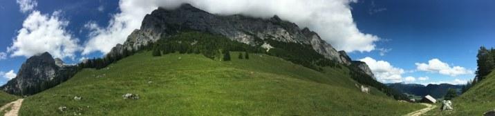 Halsalm im Berchtesgadener Land (c) Foto von Susanne Haun
