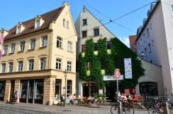 Innenstadt Augsburg (c) Foto von M.Fanke