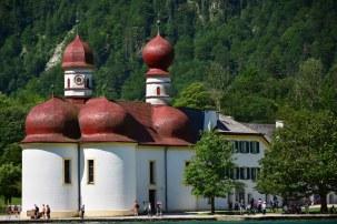 St. Bartholomä am Königssee (c) Foto von M.Fanke