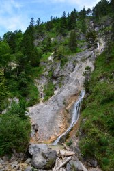 Almbachklamm im Berchtesgadener Land (c) Foto von M.Fanke