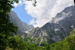 Ausblick ins Watzmannmassiv (c) Foto von M.Fanke