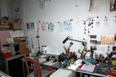 Atelier am Sonntag, den 30. Juli 2017 (c) Foto von Susanne Haun