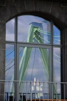 Kranhäuser Köln am Rhein (c) Foto von M.Fanke