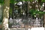 Friedhof Bergmannstraße, Berlin Kreuzberg, Adolf Menzel (c) Foto von M.Fanke