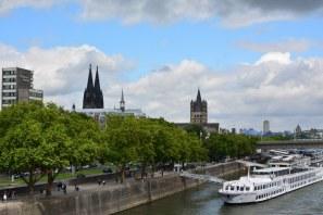 Köln am Rhein (c) Foto von M.Fanke