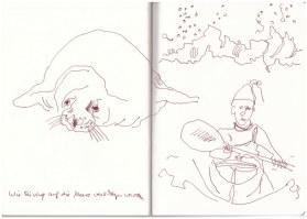 Qiviuq (c) Zeichnung von Susanne Haun