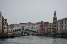 Venedig aus dem Vaporetto - Rialto (c) Foto von M.Fanke