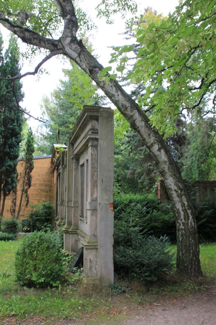 Friedhof Bergmannstr. Berlin Kreuzberg (c) Foto von Susanne Haun