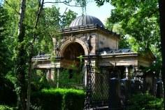 Friedhof Bergmannstraße, Berlin Kreuzberg (c) Foto von M.Fanke