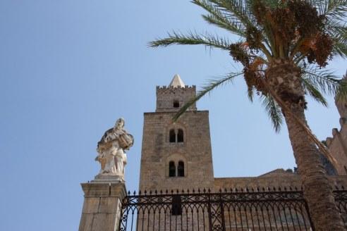 Dom von Cefalù (c) Foto von Susanne Haun