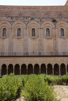 Kreuzgang Dom von Cefalù (c) Foto von Susanne Haun