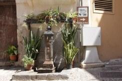 La Rocce und Diana Tempel in Cefalù (c) Foto von Susanne Haun