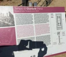 Parco valle dei templi agrigento - Hera (c) Foto von Susanne Haun