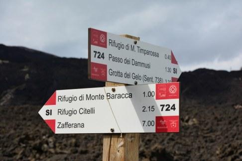Auf dem Weg zum Monte Nero (c) Foto von M.Fanke