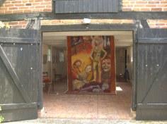Ausstellung 2007 Schwerin Schleswigholstein Haus Die Lebensstufen der Frau (c) Foto von Susanne Haun