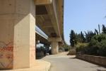 Autobahn auf dem Weg zur Grotta di San Teodoro (c) Foto von Susanne Haun