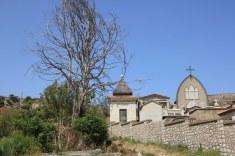 Friedhof am Rocca Di San Fratello (c) Foto von Susanne Haun