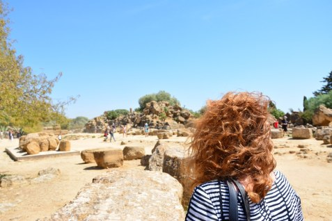 Parco valle dei Templi agrigento - Zeus (c) Foto von M.Fanke