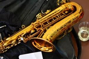 Saxophon (c) Foto von M.Fanke