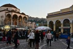 Athen Monastiraki (c) Foto von M.Fanke