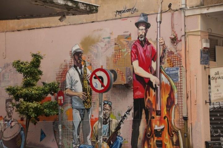 Athen - Psirri (c) Foto von Susanne Haun