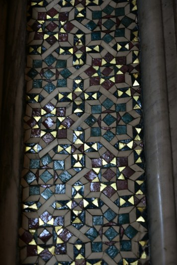 Blick ins Innere des Doms von Monreale (c) Foto von M.Fanke