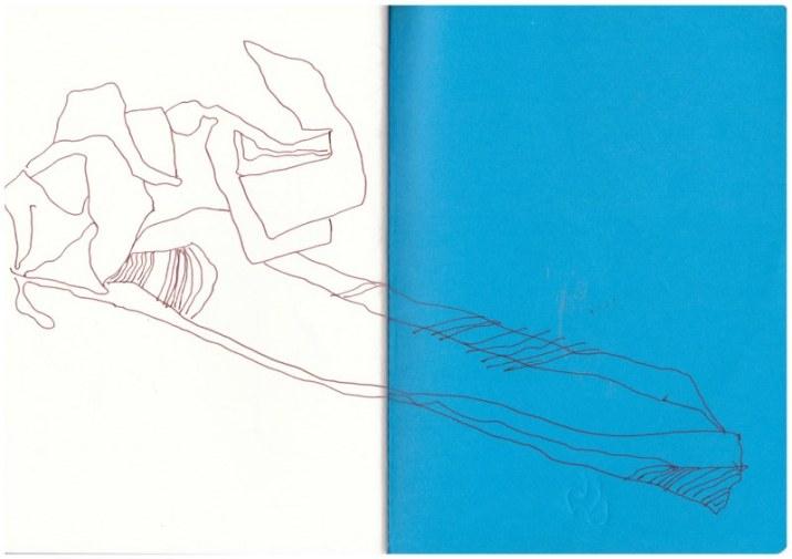 Der Tagesspiegel (c) Zeichnung von Susanne Haun