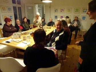 Impressionen KunstSalon am Dienstag (c) Foto von Susanne Haun